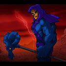 Skeletor by Rick  Marin