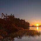 Loch Trool Sunset by derekbeattie