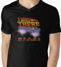 I was there ... variant Men's V-Neck T-Shirt