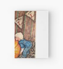 Joey and the Heavy Pumpkin Hardcover Journal