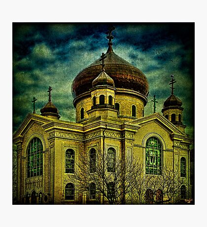 Russian Orthodox Cathedral, Williamsburg, Brooklyn Photographic Print