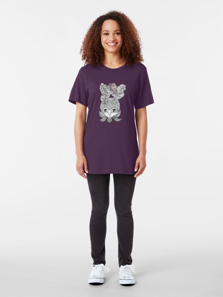 Alternate view of Lady Antelope Slim Fit T-Shirt