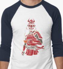 Samurai Caffe Men's Baseball ¾ T-Shirt