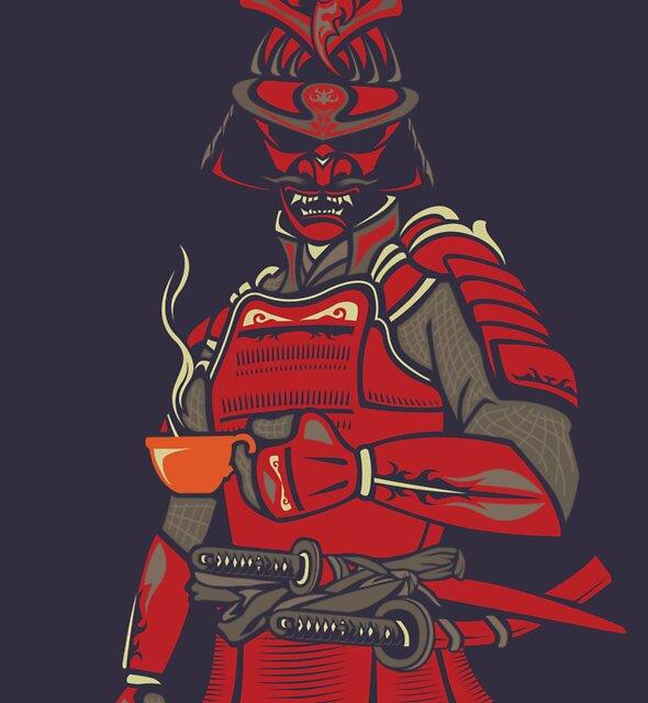 Samurai Caffe by RAY GARRIDO