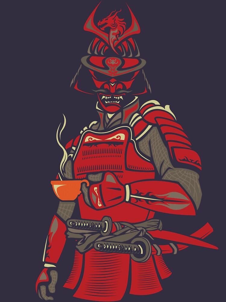 Samurai Caffe by raygarrido