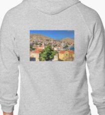 Nimborio Village and Bay T-Shirt