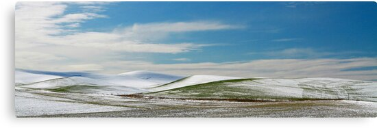 Palouse II by AdventureGuy