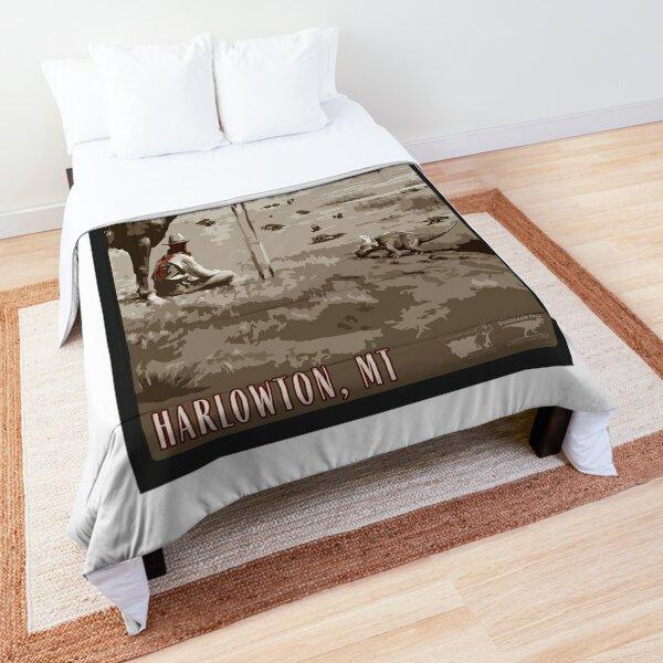 Upper Musselshell Museum Comforter
