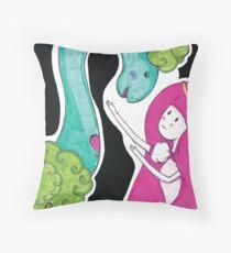 Her Creation Floor Pillow