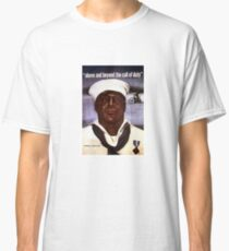 Dorie Miller -- Above And Beyond The Call Classic T-Shirt