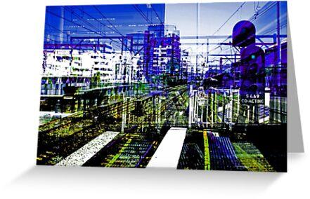 Station Of Light by J-man31