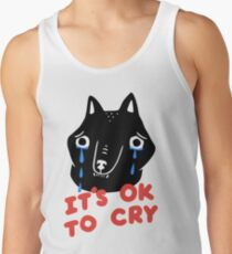 Cry, Wolf Tank Top