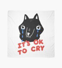 Cry, Wolf Scarf