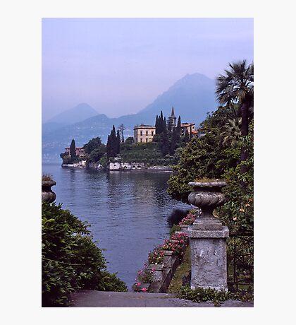 Villa Monastero, Varenna, Lake Como, Italy. Photographic Print