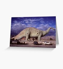 The Roadside Attraction Greeting Card