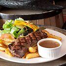 Rump Steak by Elvin Certeza