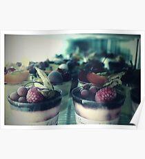 dessert in Paris  Poster