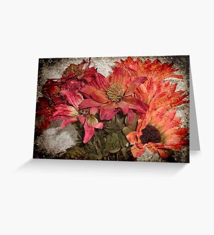 Petals © Greeting Card