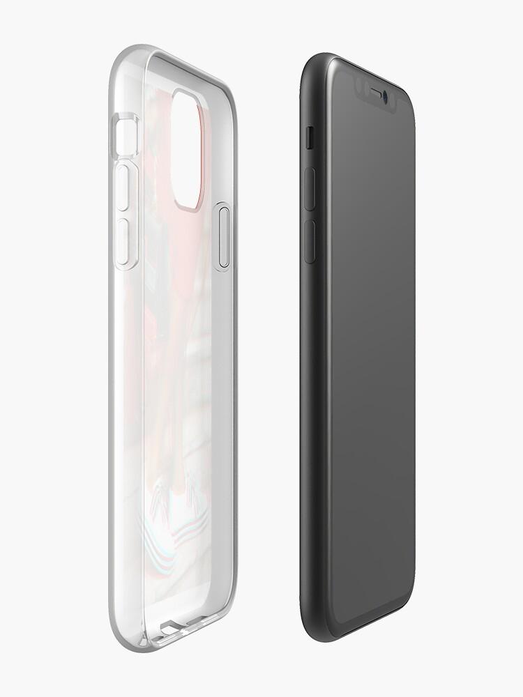 """handyhülle unterwasser , """"Dionysos verzerrt"""" iPhone-Hülle & Cover von sydneygreco"""