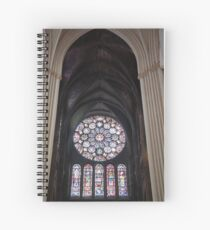 Cuaderno de espiral Chartres Cathedral