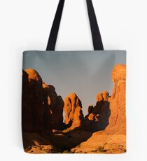 Red Rock Uprise Tote Bag