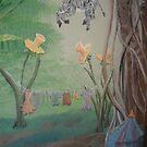 Fairy Village by Wendy Crouch