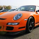 Porsche 911 GT3 RS by Tom Gregory