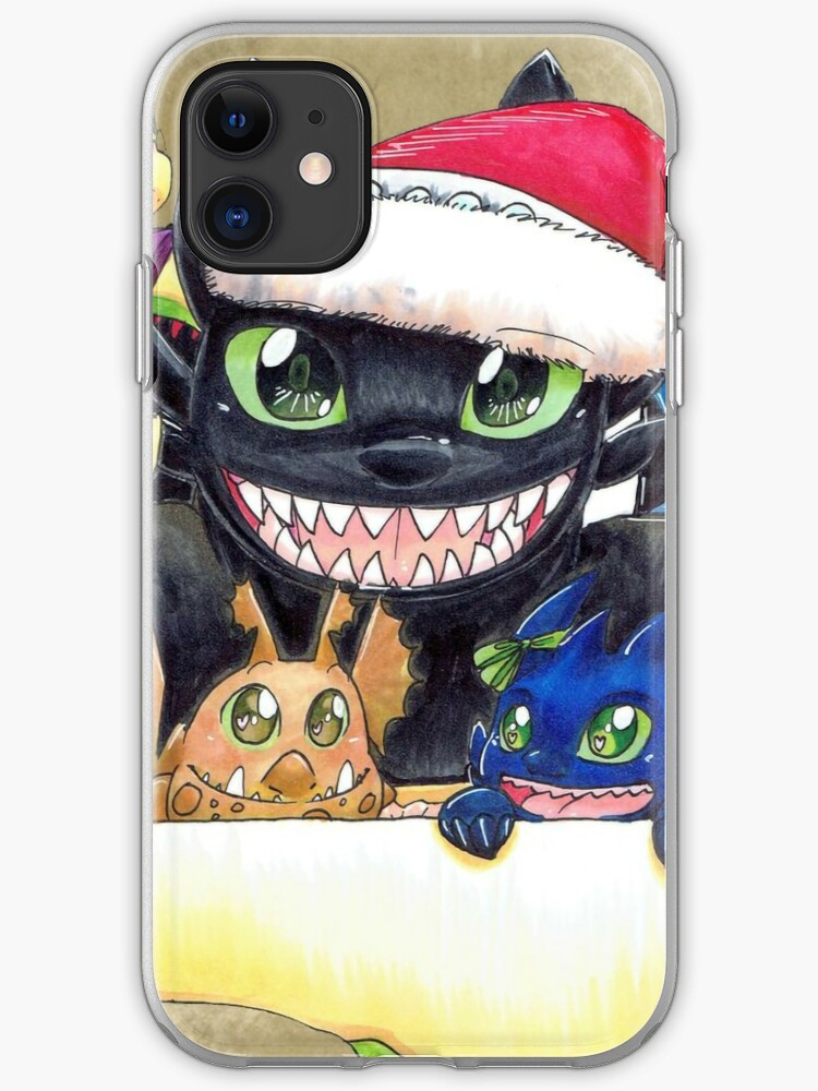 Toothless (HTTYD2) iphone 11 case