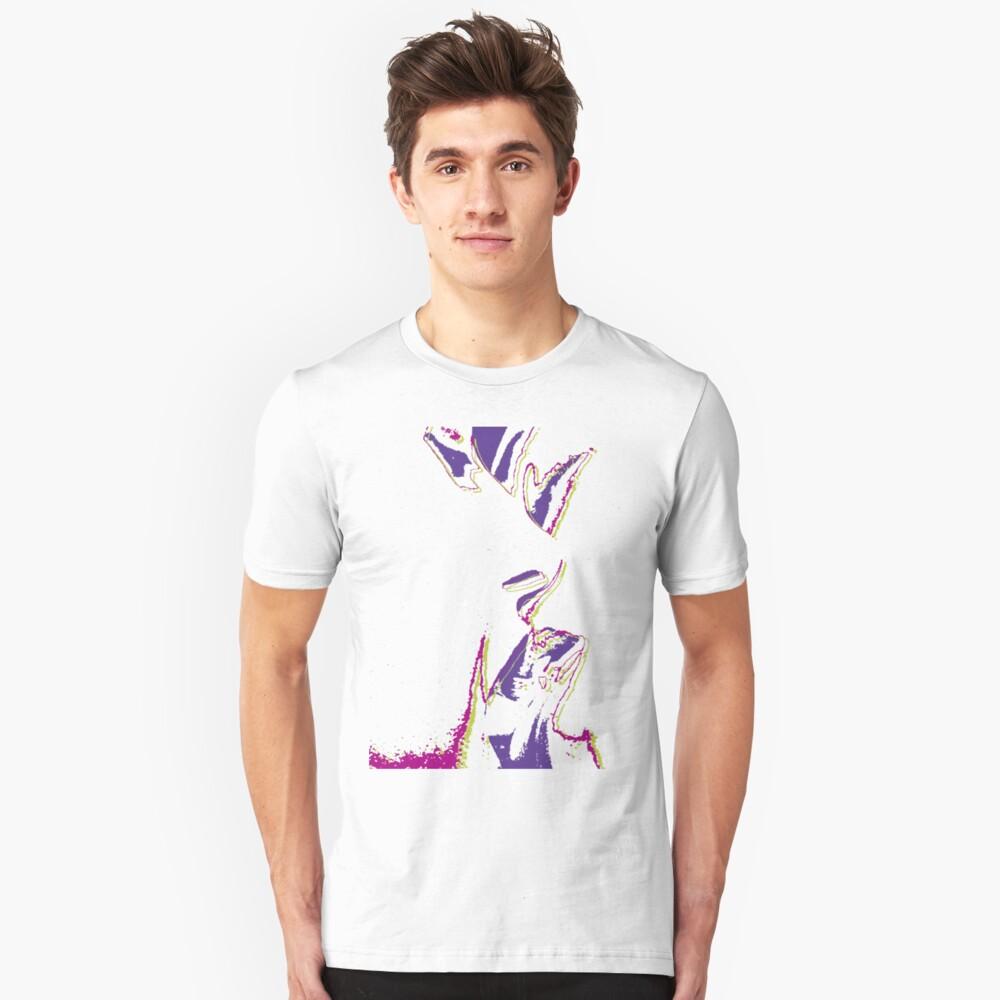 Mein verdammter Valentinsgruß - Segelflugzeug Slim Fit T-Shirt