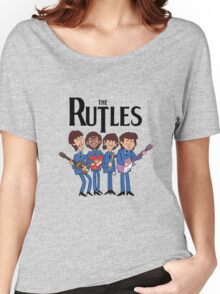 The Rutles Animated Cartoon Women's Relaxed Fit T-Shirt
