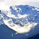 """""""Mount Angeles"""" by Lynn Bawden"""