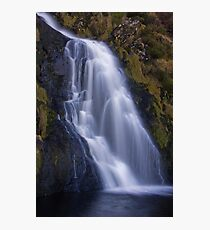 waterfall waterfall Photographic Print