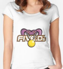 Five D's Women's Fitted Scoop T-Shirt