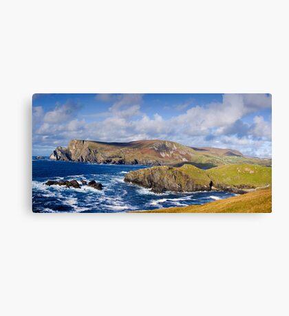 GLENHEAD Canvas Print
