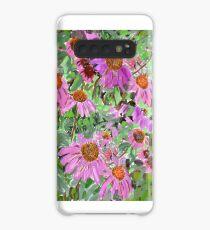 Cornflower garden 2 Case/Skin for Samsung Galaxy