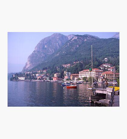 Menaggio, Lake Como, Italy Photographic Print