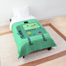 BMO it's christmas!! Comforter