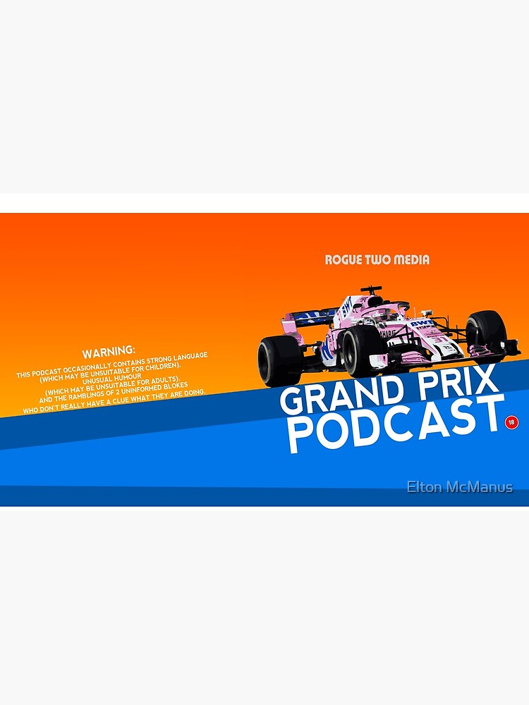 Grand Prix Podcast Cup by EltMcM