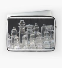 Chess King and Queen Laptop Sleeve