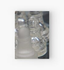 Chess Following 2 Hardcover Journal