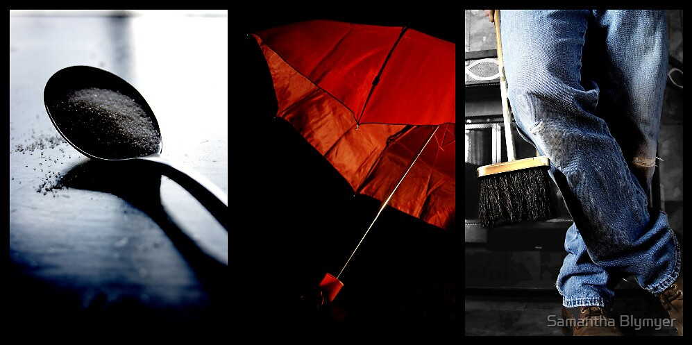 Mary Poppins by Samantha Blymyer