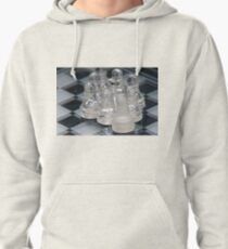 Chess Following Pullover Hoodie