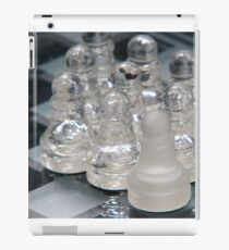 Chess Following iPad Case/Skin