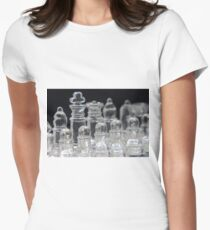 Chess Bishop Women's Fitted T-Shirt