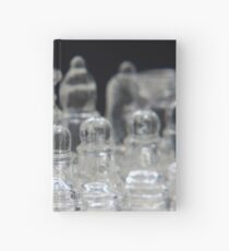 Chess Bishop Hardcover Journal