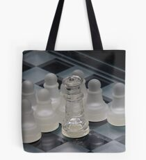 Chess Attraction Tote Bag