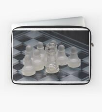 Chess Attraction Laptop Sleeve