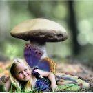 Mushroom Fairy by gena44