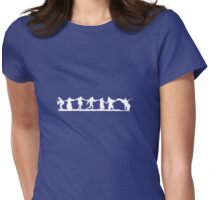 The Seventh Seal  Womens Fitted T-Shirt