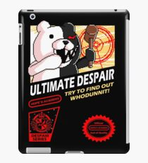 Ultimate Despair iPad Case/Skin